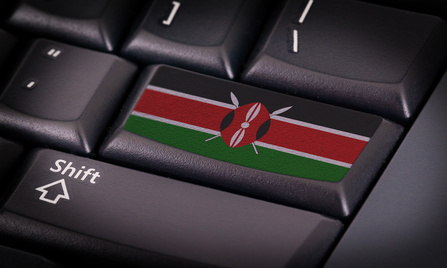 Rapidly growing Kenyan language gets new home online