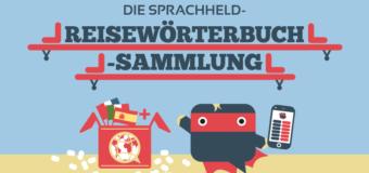 Die Sprachheld-Reisewörterbuch-Sammlung