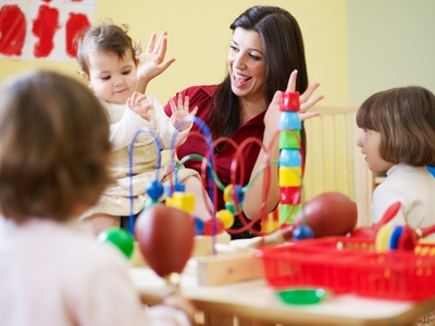 Karriere im Kindergarten: Informationswoche für Erzieherinnen und Erzieher