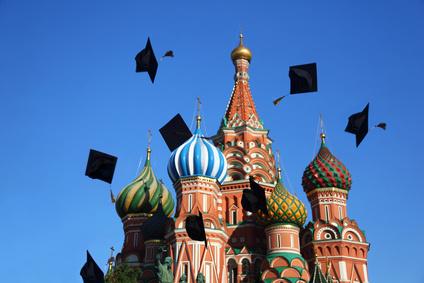 Zum Studieren nach Russland? Aber sicher!