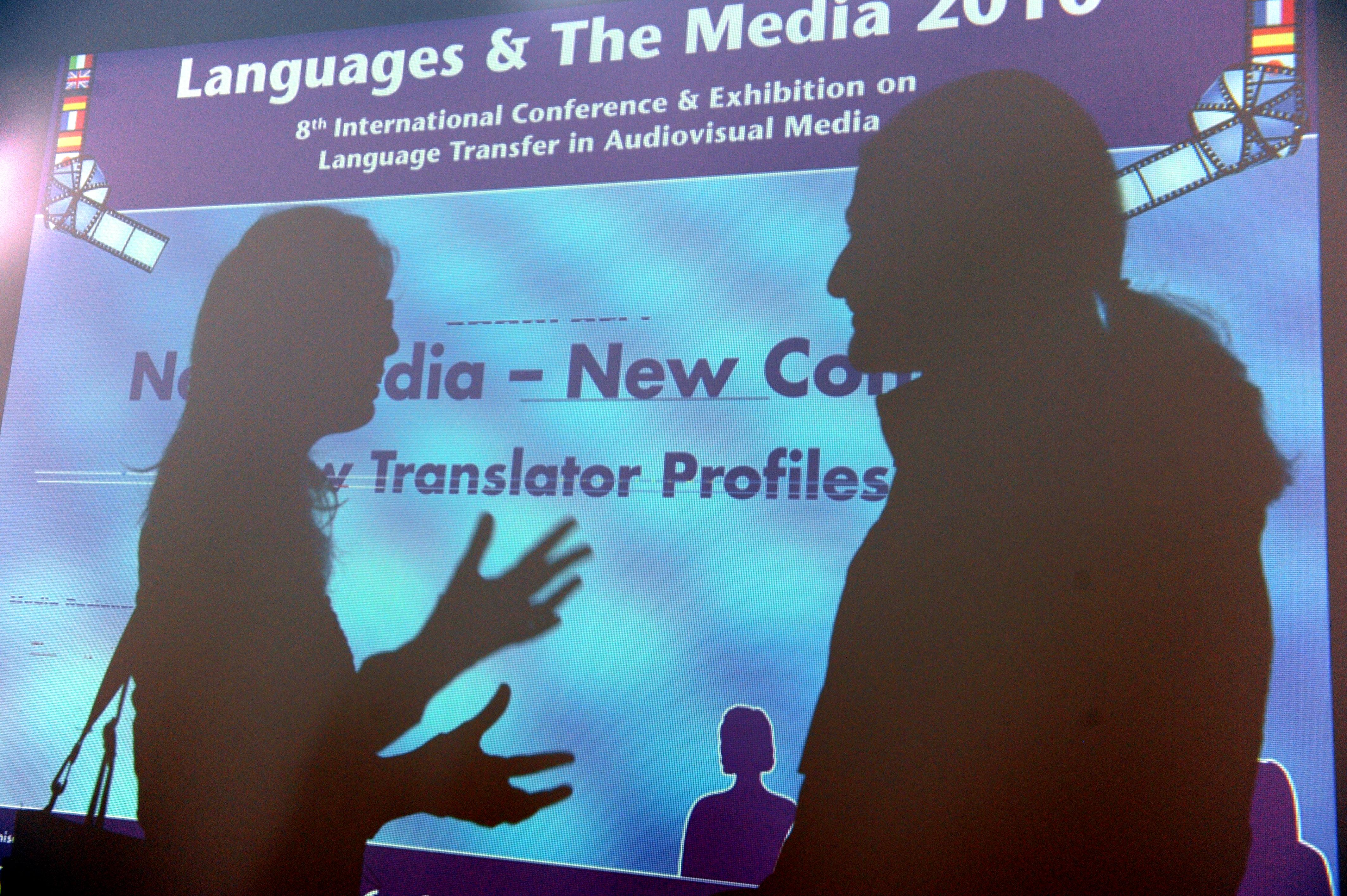 Fachkonferenz Sprachen und Medien: Vortragseinreichung noch bis 31. Mai