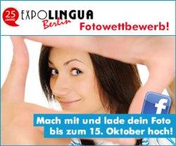 """""""Sprachen bauen Brücken"""": Startschuss für den Expolingua Berlin Fotowettbewerb"""