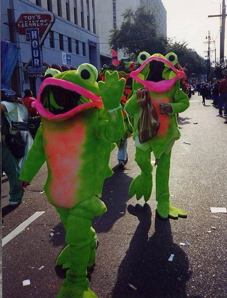 Karneval in New Orleans