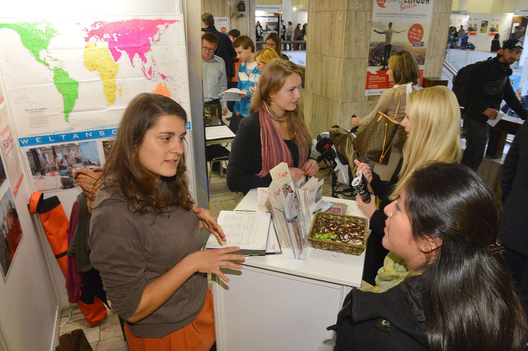 Expolingua Berlin 2013: Frühbucherrabatt für Aussteller bis zum 15. Mai