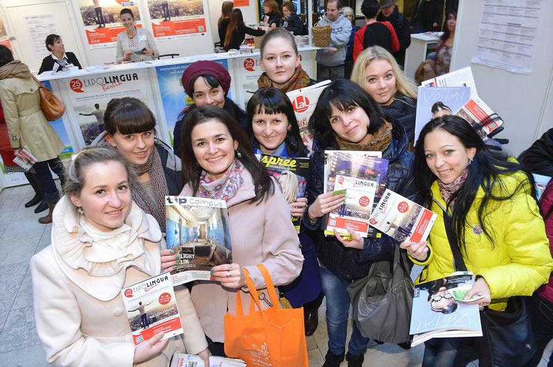 Expolingua Berlin: Die Plattform rund um Fremdsprachen und Kultur erscheint im neuen Gewand