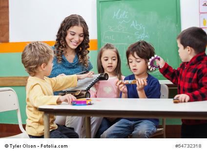 Fremdsprachen für Kita-Kinder
