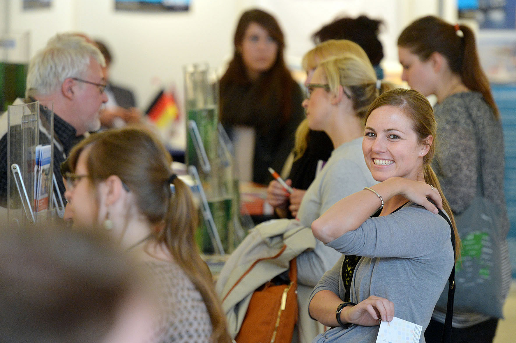 Mobilitätsschub: Immer mehr Studenten zieht es ins Ausland