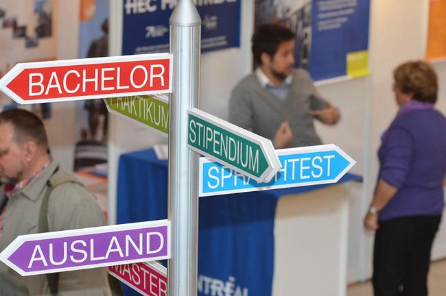 Tipps zum Auslandsaufenthalt im Studium – Diskussionsrunden auf der StudyWorld