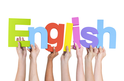 Language of the month: English