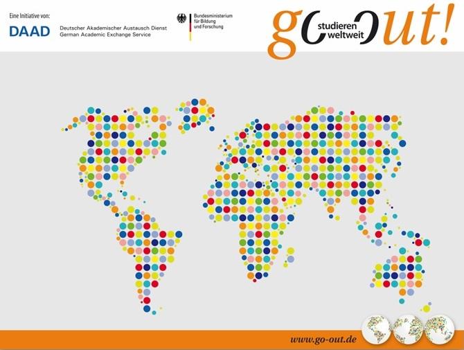 """""""go out! studieren weltweit"""": Warum sich ein Auslandsaufenthalt lohnt"""