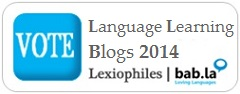 SprachenNetz nominiert für Top 100 Language Learning Blogs