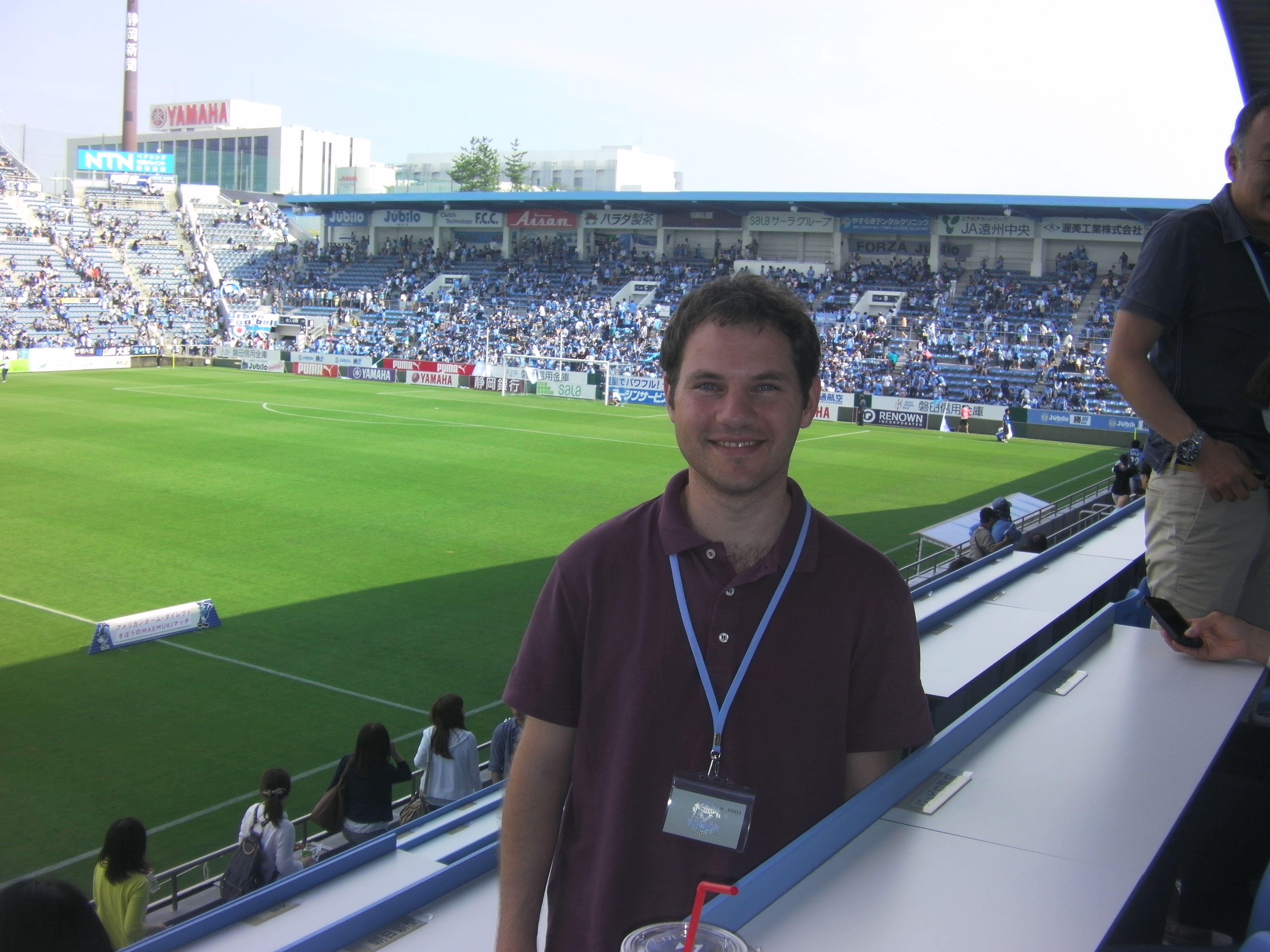 Berufsbild: Fußball-Dolmetscher