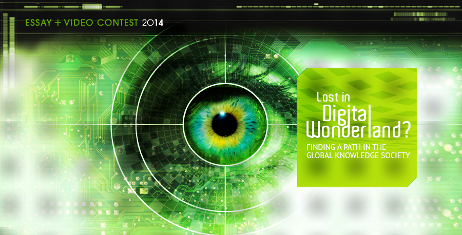 Lost in Digital Wonderland: PETER DRUCKER CHALLENGE 2014