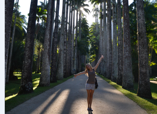 """Erfahrungsbericht: Valeries """"Selbstfindungsjahr"""" in Brasilien"""