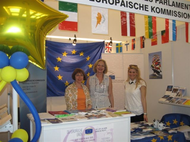 Berufsbild: Übersetzer für die Europäische Kommission