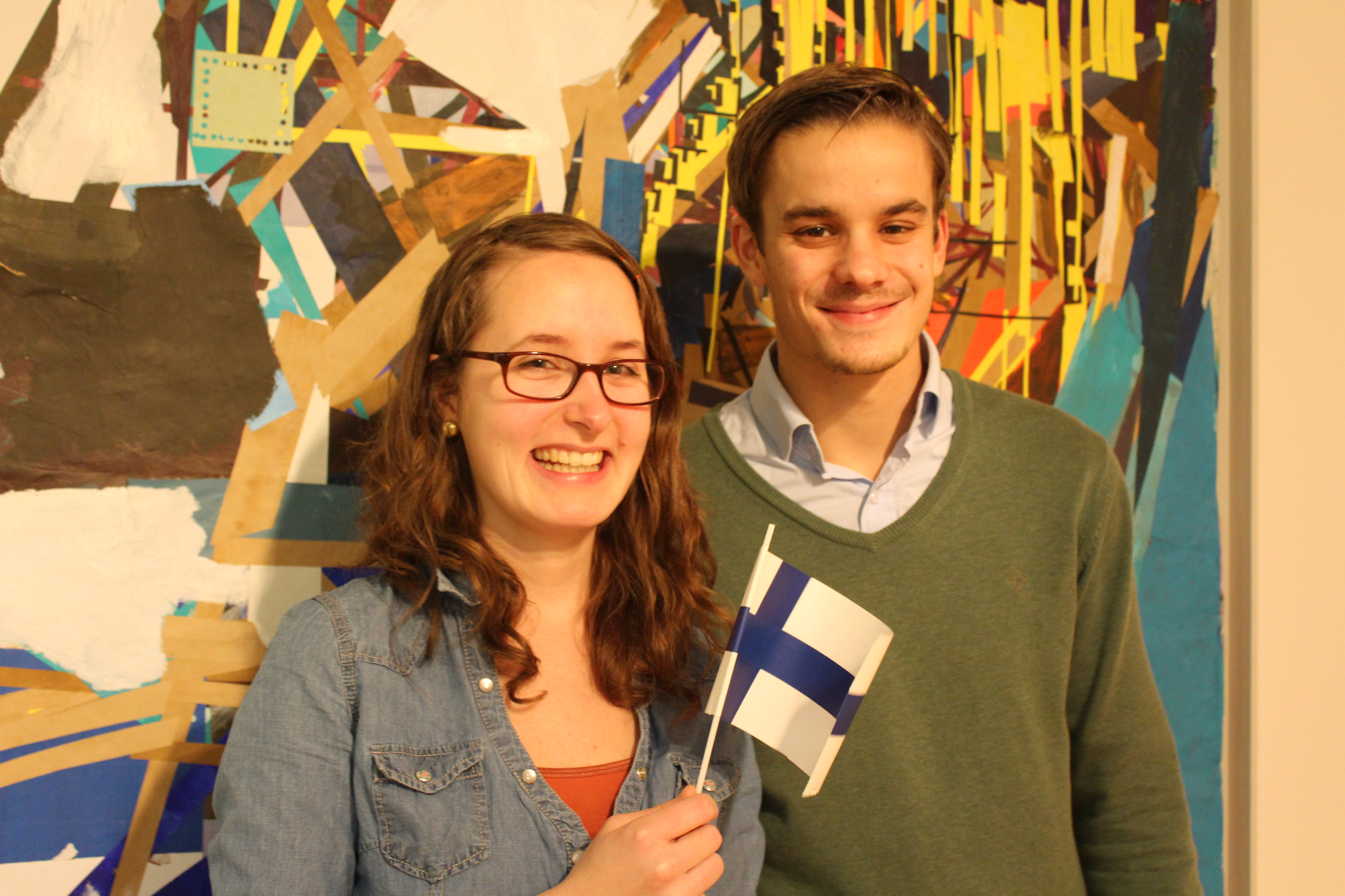 Sprache des Monats: Finnisch