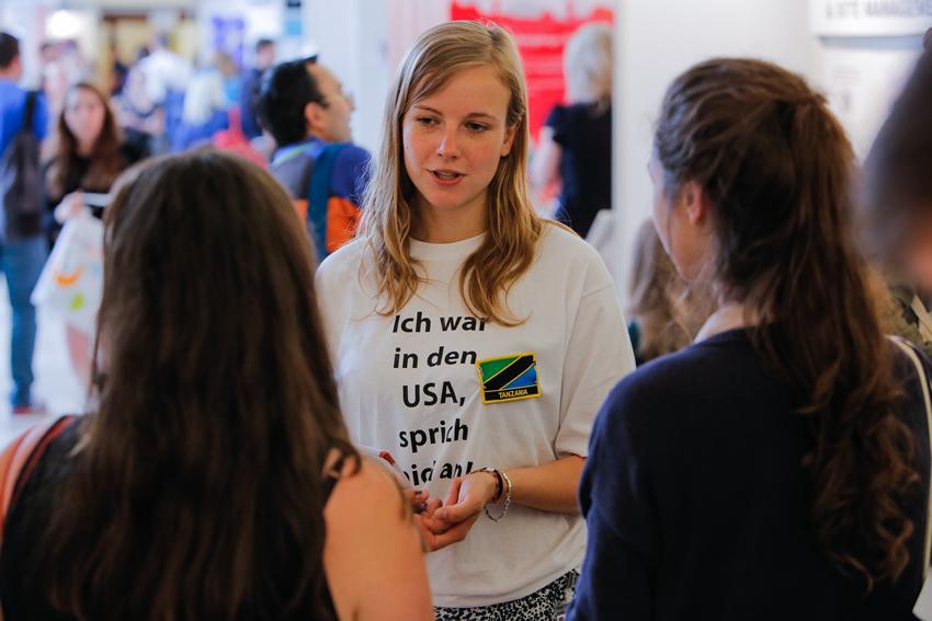 Aufruf: Berichte von deinem Auslandsaufenthalt