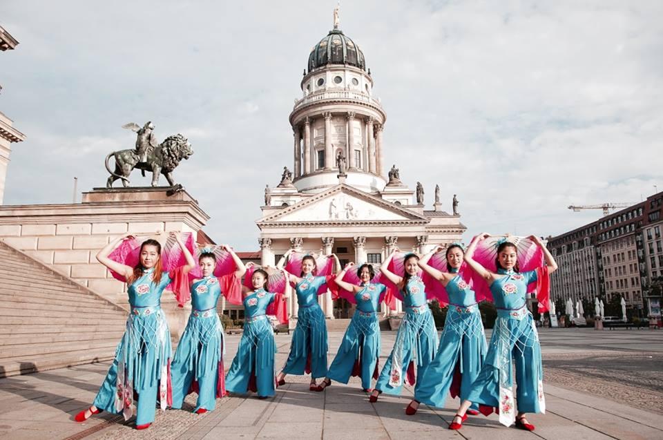 Bunt ist Trumpf: Culture Corner zeigt Vielfalt der Kulturen aus aller Welt
