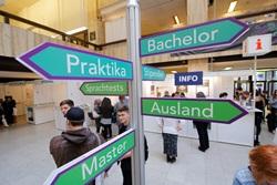 Zahl der deutschen Studenten im Ausland seit 2002 verdoppelt