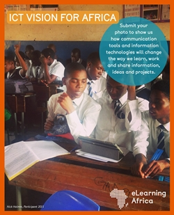 eLearning Africa launches the annual Through your Lens Photo Competition