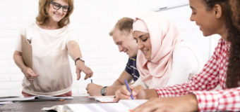 """Integrationskurse als Aufgabe: """"Spaß am Unterrichten, viel Geduld und Empathie"""""""