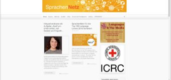 SprachenNetz has been voted amongst the Top 100 Language Lovers