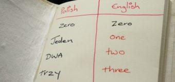 Die Sprachen unserer Nachbarn: Polnisch