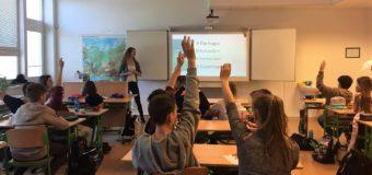 Polyglott mit 22 Jahren: Ellen de Visser wird Sprachbotschafterin der EXPOLINGUA Berlin!