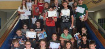 Europaweiter Englischwettbewerb und Motivation für das ganze Jahr